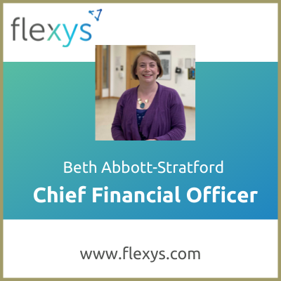 Flexys appoints Chief Financial Officer