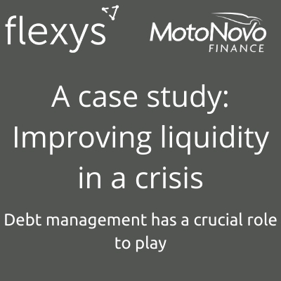 Improving Liquidity In a Crisis – Case Study