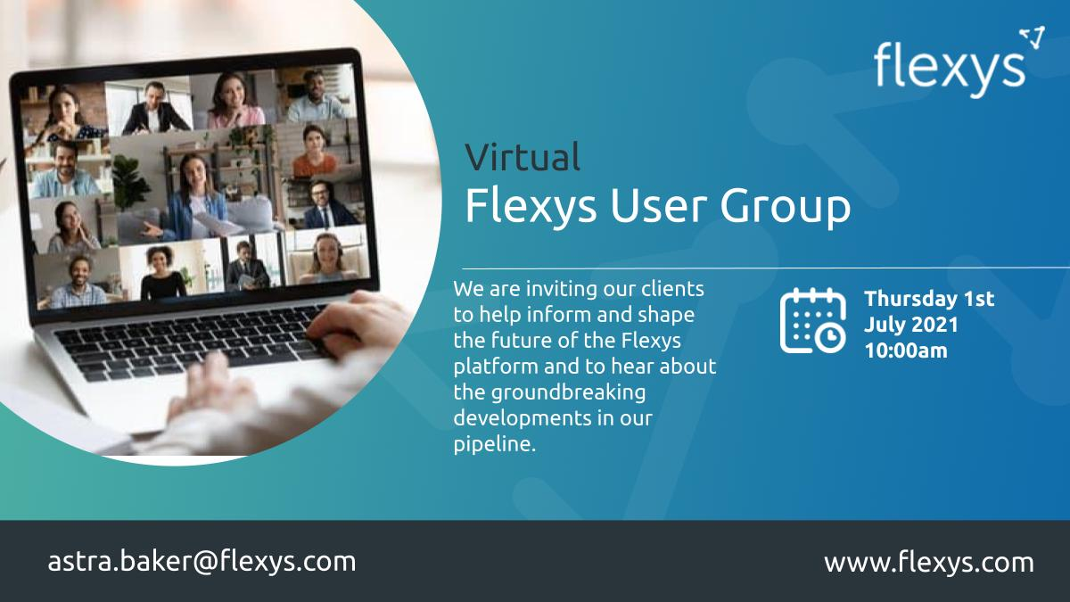 Flexys user group